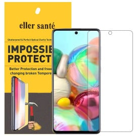 Eller Sante ® Samsung Galaxy A31 Impossible Hammer Flexible Film Screen Protector (Front+Back)
