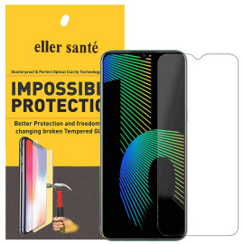 Eller Sante ® Realme Narzo 10A Impossible Hammer Flexible Film Screen Protector (Front)