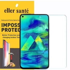 Eller Sante ® Samsung Galaxy M40 Impossible Hammer Flexible Film Screen Protector (Front+Back)