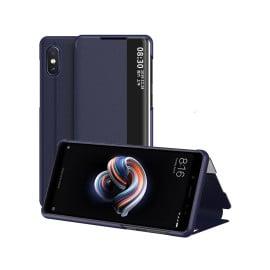 Vaku ® Vivo V17 Pro Smart Side View PC Flip Cover