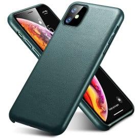 Vaku ® Apple iPhone 11 Tuxedo Leather Back Cover