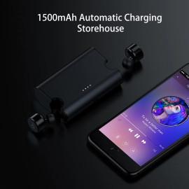 VAKU ® X2T + True Wireless HD-STEREO Earphones with Bluetooth 5.0