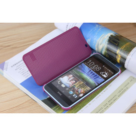 DotView ™ HTC 620 Dot View LED Case Flip Cover