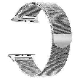 Vaku ®  Magnetic Clasp Stainless Steel Mesh Band