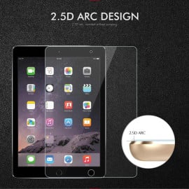 Vaku ® Apple iPad Air / Air 2  2.5D Full-Screen 0.2mm Ultra-thin 9HTempered Glass Screen Protector