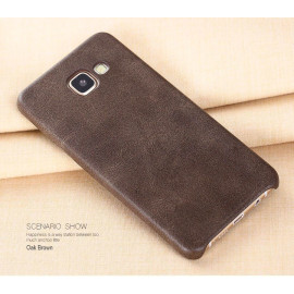 Usams ® Samsung Galaxy A5 (2016) Ultra-thin Elegant Grained Leather Case Back Cover