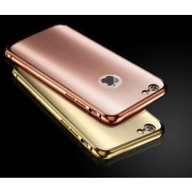 Xuenair ® Apple iPhone 6 / 6S Metal Frame Cover Colorful Korea Shine Case Back Cover