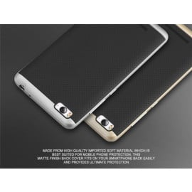 i-Paky ® Xiaomi Mi 4c / 4i Mat Series Ultra-thin Hybrid Silicon Grip Shockproof Protective Shell Back Cover