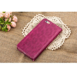 Qialino ® Apple iPhone 6 Plus / 6S Plus Crocodile Skin Premium Leather + Card Storage Magnetic Flip Cover