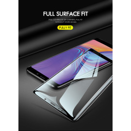 Dr. Vaku ® Samsung Galaxy A80 5D Curved Edge Ultra-Strong Ultra-Clear Full Screen Tempered Glass