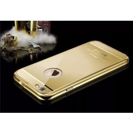 ProCASE ® Apple iPhone 6 / 6S Ultra Slim Luxurious Brushed Aluminium Metal Bumper + Back Cover