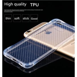 Xuenair ® Apple iPhone 6 Plus / 6S Plus High-Drop Crash-Proof Ultra Guard Series Three-Layer Protection TPU Back Cover Transparent