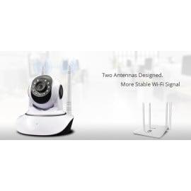 VAKU ® Intelligent Wireless Alarm Camera with Industrial grade inbuilt mini access controller HI358E
