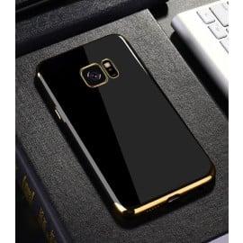 Vaku ® Samsung Galaxy S7 Edge ALTRIM Series Ultra-thin Electroplating TPU Case