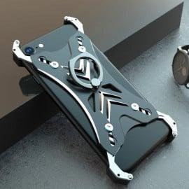 R-Just ® Apple iPhone 8 Sword Claw Aluminium Alloy Super Strong Case