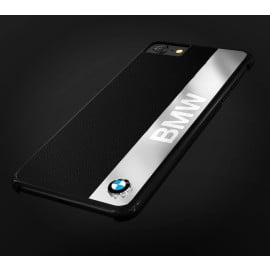 BMW ® Apple iPhone 6 / 6S Official M5 Touring G-Power Leather + Chrome Case Limited Edition Back Cover
