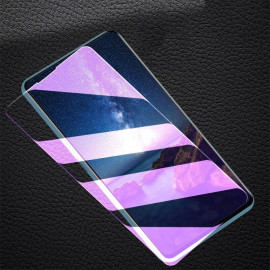 Dr. Vaku ® Oppo Realme X 5D Curved Edge Ultra-Strong Ultra-Clear Full Screen Tempered Glass-Black