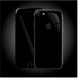 myCase ® Apple iPhone 8 Club Series Ultra-Shine Thin PC Protection Case Back Cover