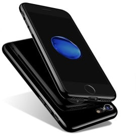 Joyroom ® Apple iPhone SE 2020 5D ETOLICA Electroplating Front Case + Tempered Glass + Back Cover