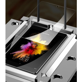 Dr.Vaku ®  Apple iPad 10.9 ASAHI Glass with 3M Glue Ultra-thin 2.5D Curved Edge Tempered Glass Screen Protector - Transparent