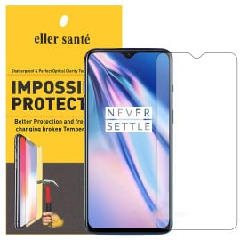Eller Sante ® Oneplus 7 Impossible Hammer Flexible Film Screen Protector (Front+Back)