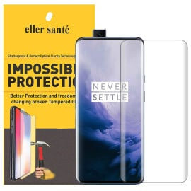Eller Sante ® Oneplus 7 Pro Impossible Hammer Flexible Film Screen Protector (Front)