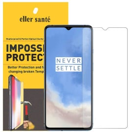 Eller Sante ® Oneplus 7T Impossible Hammer Flexible Film Screen Protector (Front+Back)
