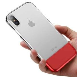 Baseus ® Apple iPhone X / XS Dual Soft and Hard Case