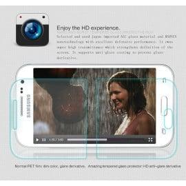 Dr. Vaku ® Samsung Galaxy Express 2 Ultra-thin 0.2mm 2.5D Curved Edge Tempered Glass Screen Protector Transparent