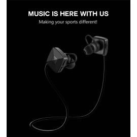 VAKU ® M3 Sports Bluetooth wireless headphones V4.2 + EDR