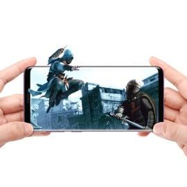 Dr. Vaku ® Samsung Galaxy S9 5D Curved Edge Full Screen Tempered Glass