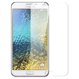 Dr. Vaku ® Samsung Galaxy E7 Ultra-thin 0.2mm 2.5D Curved Edge Tempered Glass Screen Protector Transparent