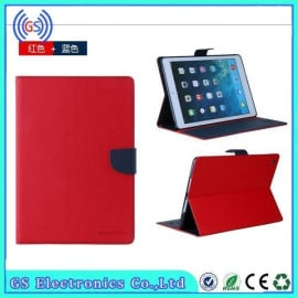 Goospery ® Apple iPad Air Flip Wallet PU Leather Protective Case Flip Cover