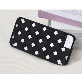 XDORIA ® Apple iPhone 5 / 5S Perforated Series CRISS-CROSS PC Heat Dissipation Hollow Back Cover