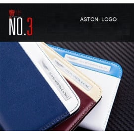 Aston Martin Racing ® Apple iPhone 6 / 6S Official Leather Case Limited Edition Flip Cover