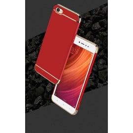 Vaku ® Xiaomi Redmi Note 5A Ling Series Ultra-thin Metal Electroplating Splicing PC Back Cover
