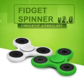 VAKU ® Fidget Spinner With GYRO TECHNOLOGY 3 Minutes Rotation
