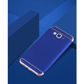 Vaku ® Samsung Galaxy J7 Nxt Ling Series Ultra-thin Metal Electroplating Splicing PC Back Cover