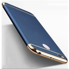 Vaku ® Xiaomi Redmi 3S Ling Series Ultra-thin Metal Electroplating Splicing PC Back Cover