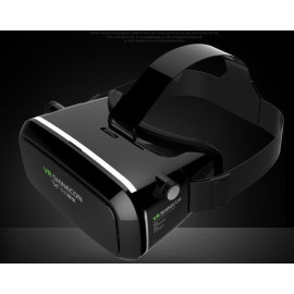 VR BOX Shinecon Version 3D Virtual Reality VR Glasses Headset Smart Phone 3D Private Theater for 4.0 - 6.0 inches Smartphone