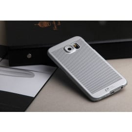 ioop ® Samsung Galaxy S6 Edge Perforated Series Heat Dissipation Hollow PC Back Cover