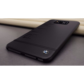 BMW ® Samsung S8 Official Racing Leather Case Limited Edition Back Cover