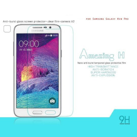 Dr. Vaku ® Samsung Galaxy Win Pro Ultra-thin 0.2mm 2.5D Curved Edge Tempered Glass Screen Protector Transparent