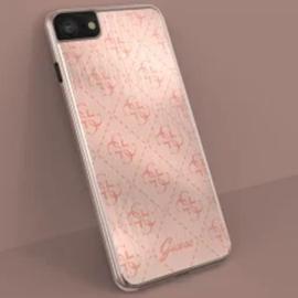 GUESS ® iPhone 7 / 8 COQUE & Aluminum Metallic Hard Case Back Cover
