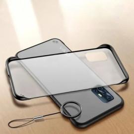 VAKU ® Vivo V17 Frameless Semi Transparent Cover (Ring not Included)