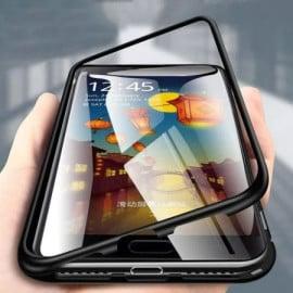 Vaku ® Samsung Galaxy C7 Pro Electronic Auto-Fit Magnetic Wireless Edition Aluminium Ultra-Thin CLUB Series Back Cover