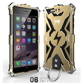 Simon ® Apple iPhone 6 / 6S THOR HAMMER Aluminium Alloy Dual-Color Oxidation Metal Back Cover