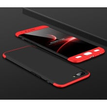 FCK ® ONEPLUS 5 5 IN 1 360 Series PC Case  Dual-Colour Finish 3-in-1 Ultra-thin Slim Front Case + Back Cover