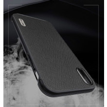 G-Case ® Apple iPhone XS MAX Cross pattern leather Monte Carlo Series