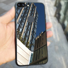 Vaku ® OnePlus 5T Club Series Ultra-Shine Luxurious Tempered Finish Silicone Frame Thin Back Cover